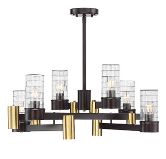 Bunker 10 Light Chandelier