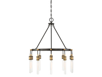 Campbell 10 Light Chandelier