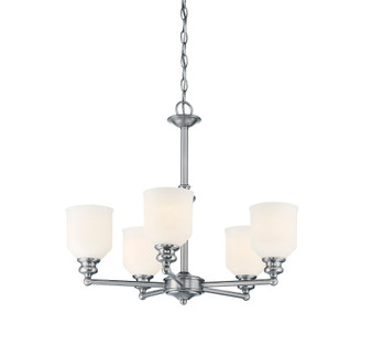 Melrose 5 Light Chandelier