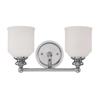 Melrose 2 Light Bath Bar