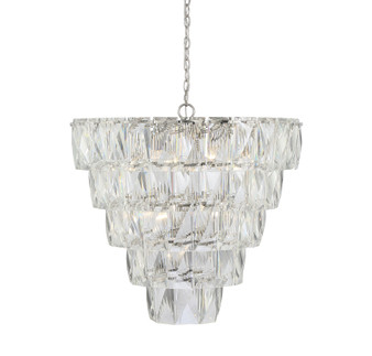 Turner 10 Light Chandelier