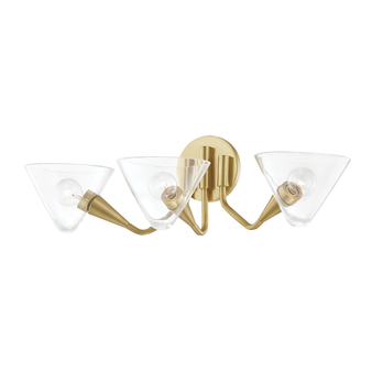 Isabella 3 Light Wall Sconce