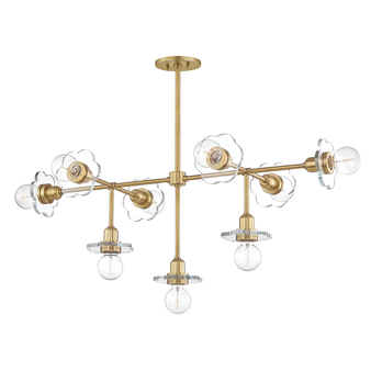 Alexa 9 Light Chandelier