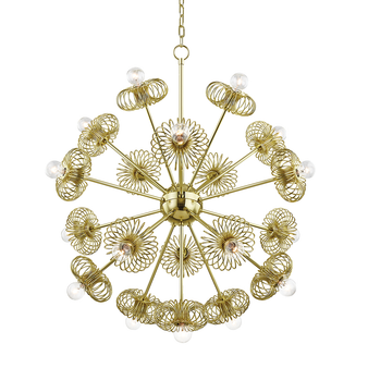 Serena 19 Light Chandelier