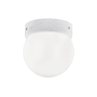 Bianco 1 Light Flush Mount
