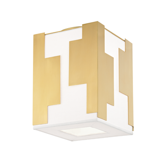 Acadia 1 Light Flush Mount