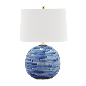 Laurel 1 Light Table Lamp