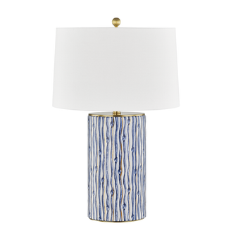 Bohemia 1 Light Table Lamp
