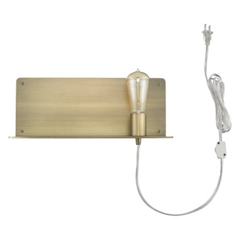 Trend Lighting by Acclaim TW40071AB Arris 1 Light Sconce in Aged Brass