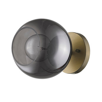 Trend Lighting by Acclaim TW40039AB Lunette 1 Light Sconce in Aged Brass