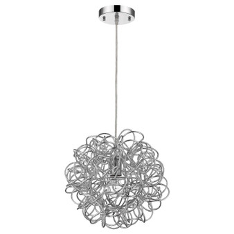 Trend Lighting by Acclaim TP6825 Mingle 1 Light Pendant in Polished Chrome