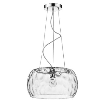Trend Lighting by Acclaim BP6059 Mystere 1 Light Pendant in Polished Chrome