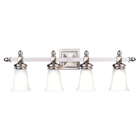 Hudson Valley Lighting 2824 Cumberland 4 Light Bath Bracket