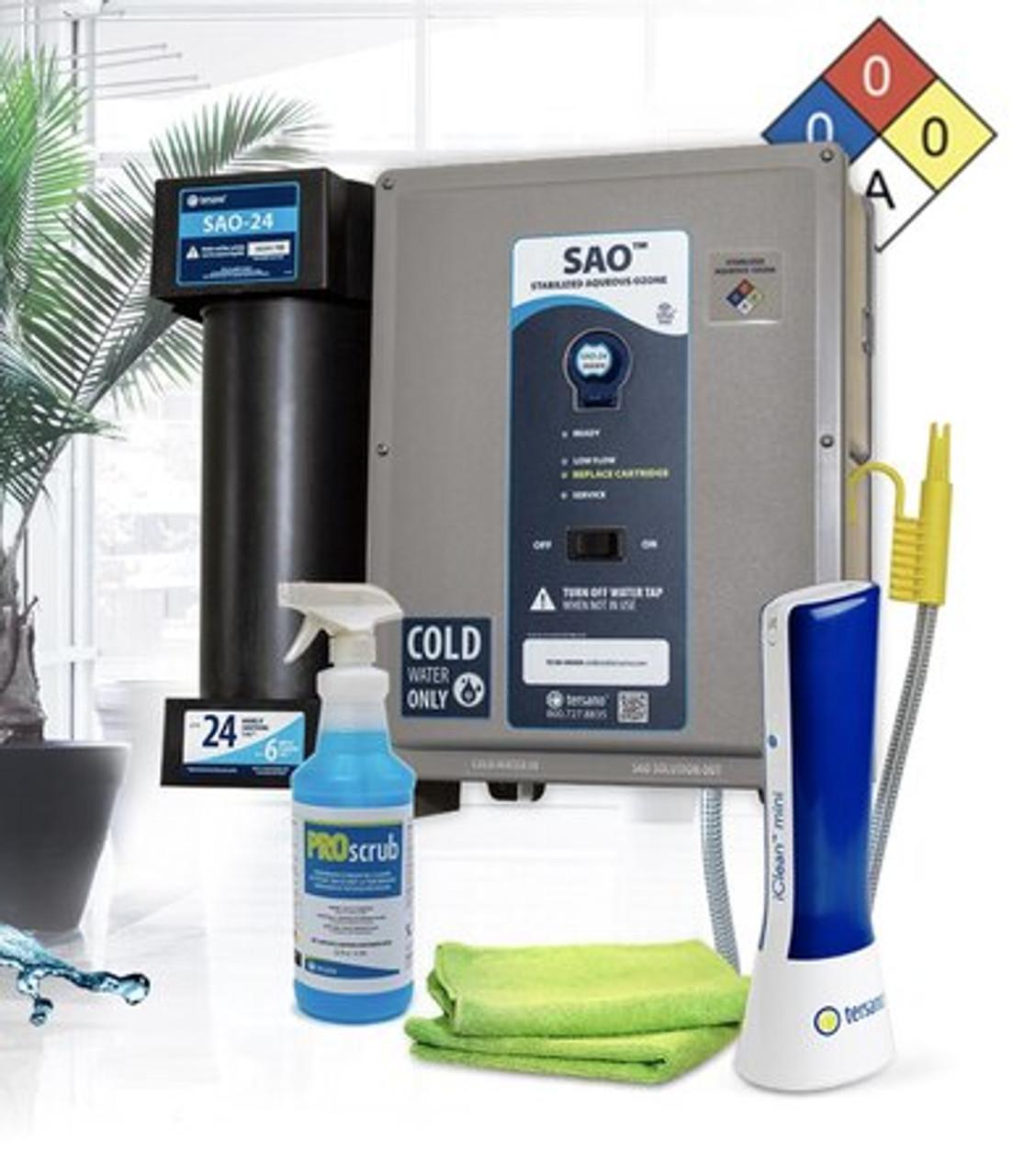TERSANO – Stabilized Aqueous Ozone (H2O3)
