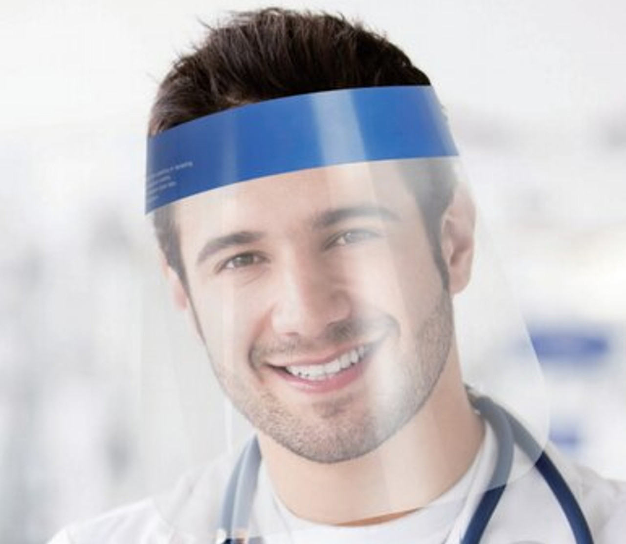 20 Pack FACE SHIELD - INTCO MEDICAL ($3 Each)
