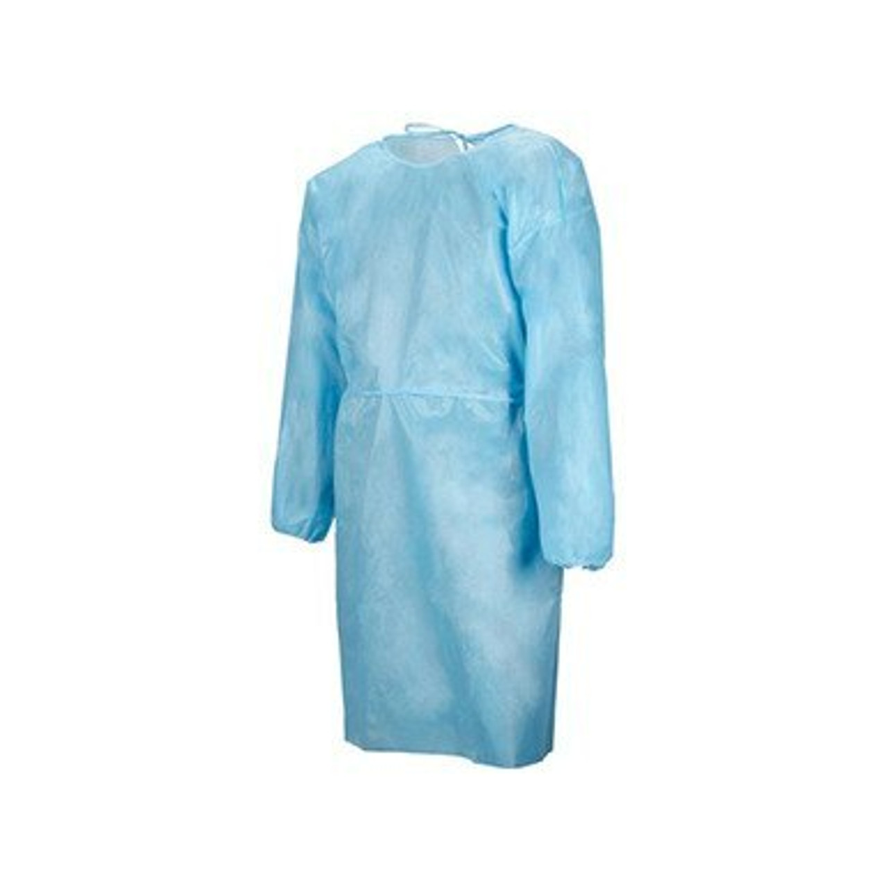 Medical Isolation Gowns  100 Pack (Non-woven TPU)