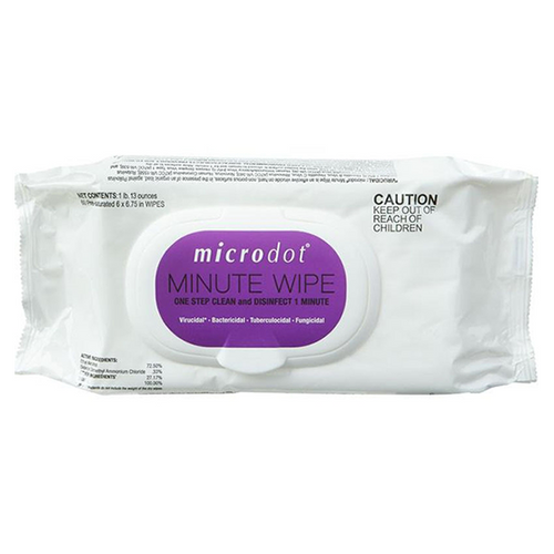 microdot® Minute Wipes ($7.90 Each)