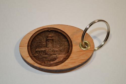 3D Lighthouse Key Ring