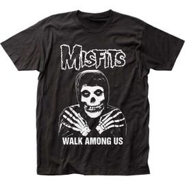MISFITS-WALK AMONG US-S/S TEE-BLACK