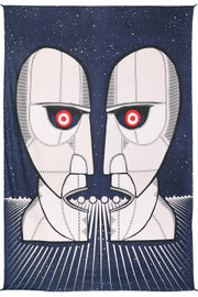 PINK FLOYD-DIVISION BELL HEADS TAPESTRY