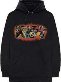 Slipknot Star Crest Logo Heavy Metal Music Goth Band Pullover Hoodie 15092328