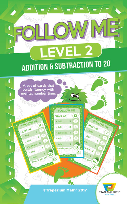 Follow Me Green Level 2 (Ages 7 and up)