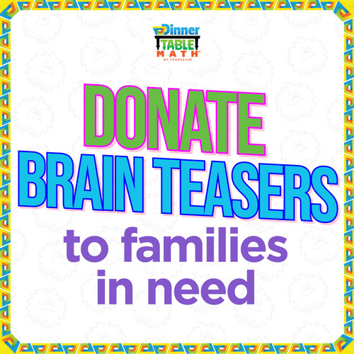 Donate Brainteasers