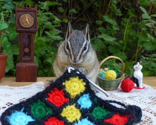 Crochet Card
