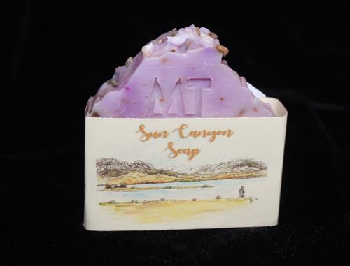 Sun Canyon Soap Lavender