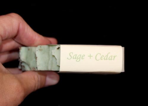 Sun Canyon Soap Sage & Cedar