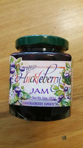 Huckleberry Jam 11oz