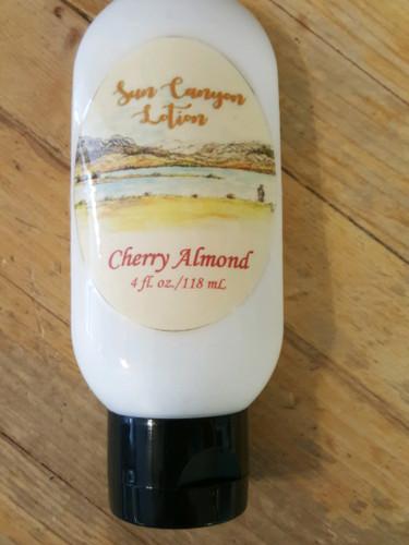 Sun Canyon Cherry Almond Lotion
