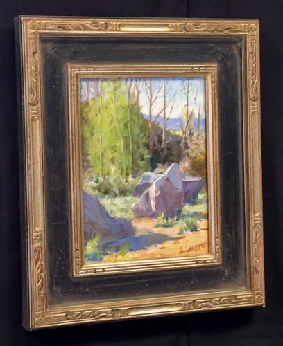 """Lee Metcalf Reserve"" by Howard Friedland"