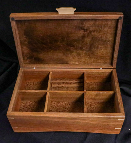 Wooden Jewelry Box, smll