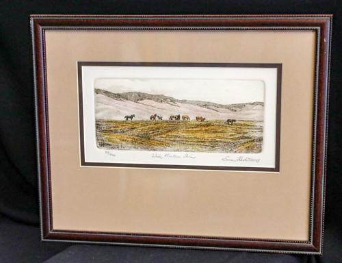 """Wide Montana Skies"" by Susan Hedstrand"