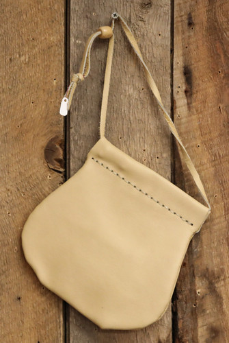 Small Pouch - Fawn