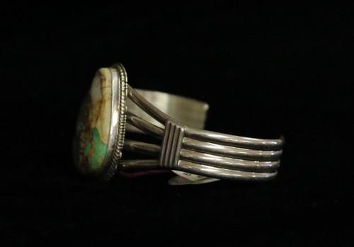 Sterling Silver Bracelet w/stone