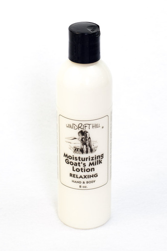 Moisturizing Lotion - 8 oz. - Relaxing Scent