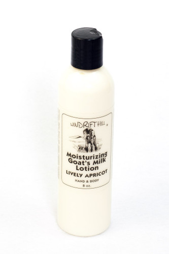 Moisturizing Lotion - 8 oz. - Lively Apricot Scent