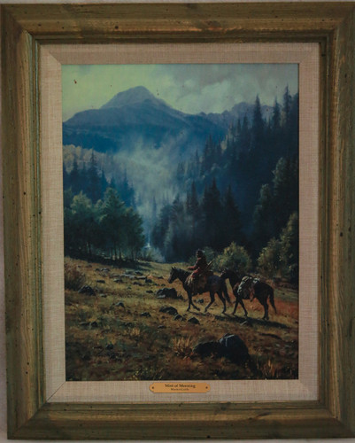 """Mist of Morning"" by Martin Grelle"