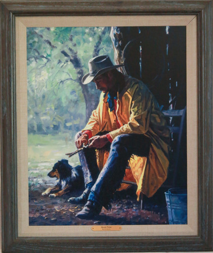 """Quiet Time"" by Martin Grelle"