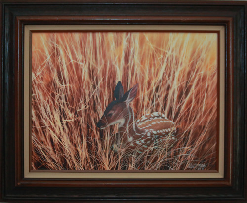 """The Fawn"" by Chester Fields"