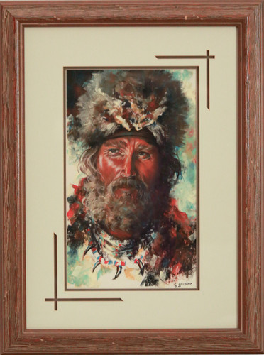 """""""Mountain Man"""" by Sherry Gallagher"""