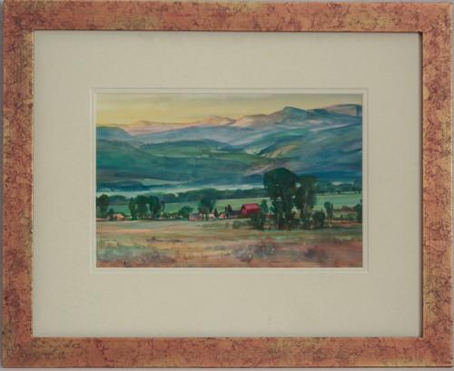 """""""Evening Scene"""" by Jean Halverson"""
