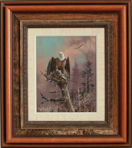 """""""Perched High"""" by Ted Blaylock"""