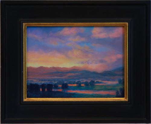 """Glowing Meanders"" by Janet Sullivan"