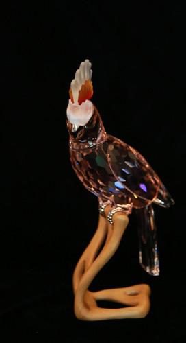 Swarovski Crystal Paradise Cockatoo