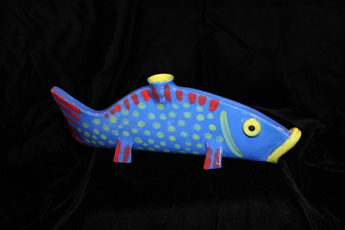 Fish Candle Labra