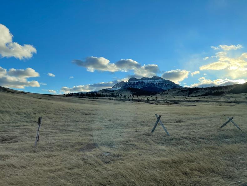 Scenes from Around Augusta, Montana