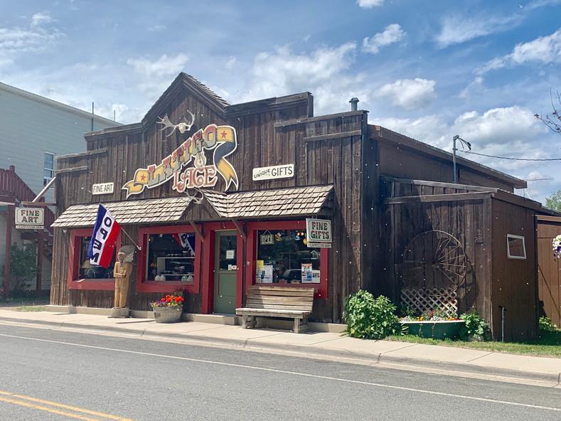 Meet Latigo & Lace in Augusta, Montana